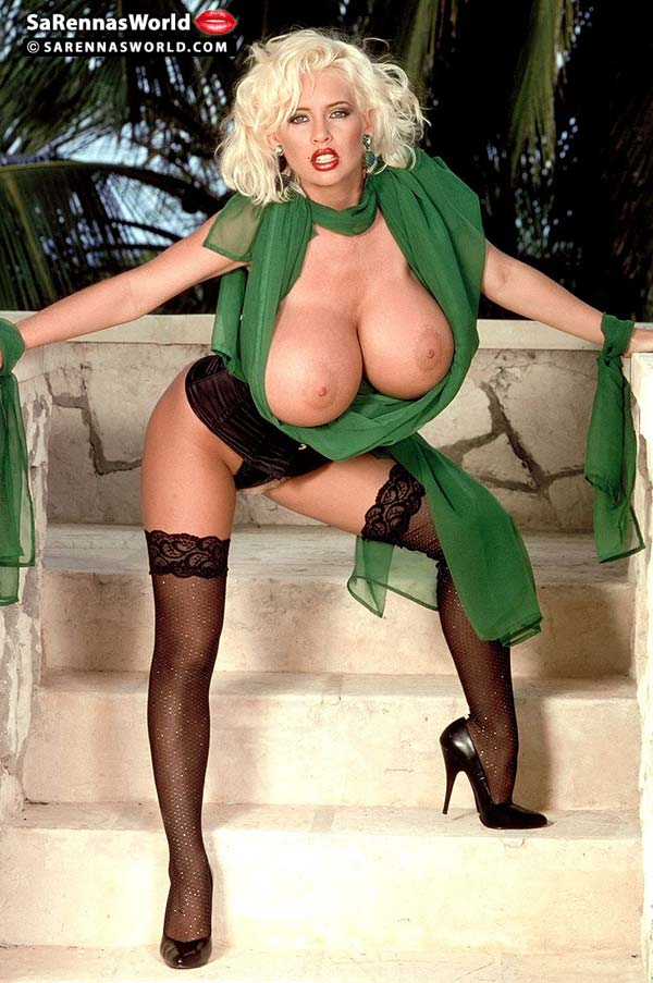 busty-and-elegant-sarenna-lee-in-green09