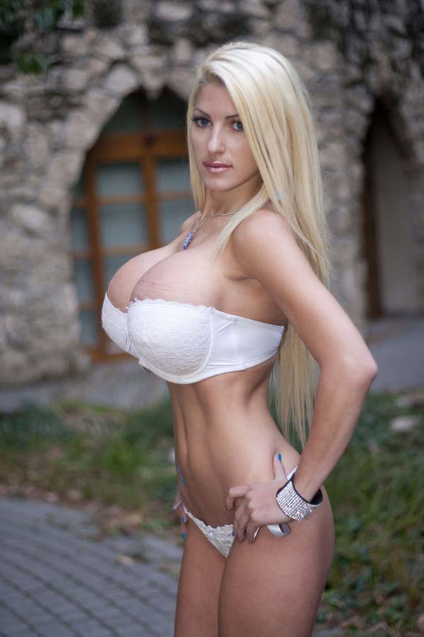 Fitness women with big breasts join. And