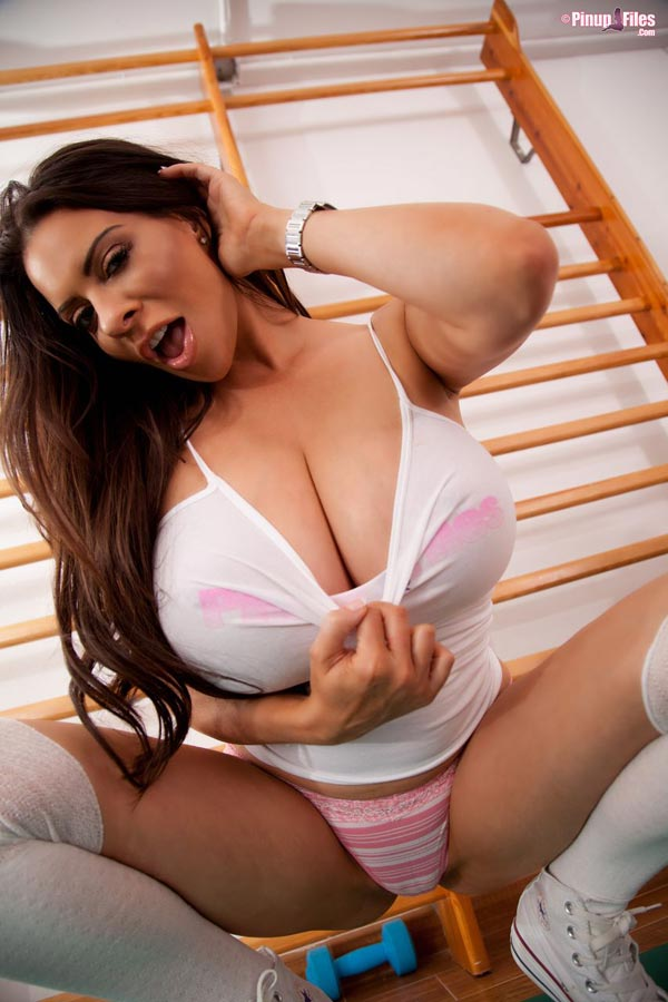 Opinion Linsey dawn mckenzie tight top rather grateful