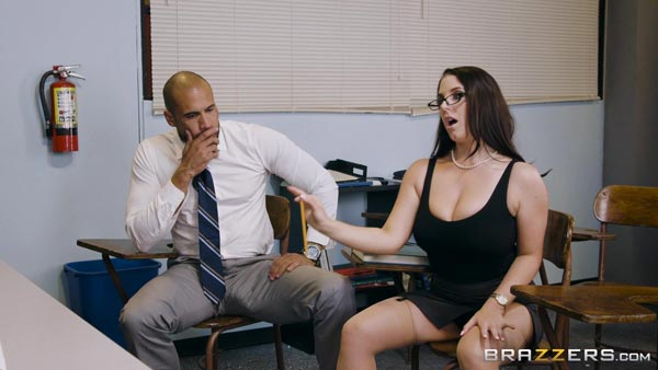Rip jeans and fuck ass angela white porn-1123