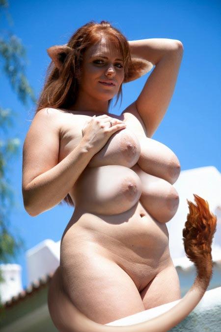 Blond chubby mom sex