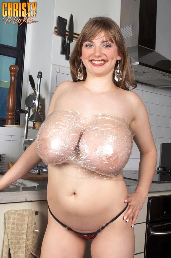 christy-marks-tiny-bikini-in-the-kitchen15