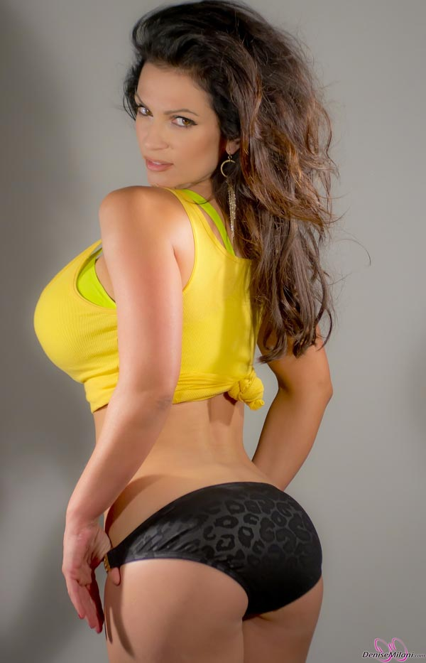 denise-milani-in-a-yellow-top01