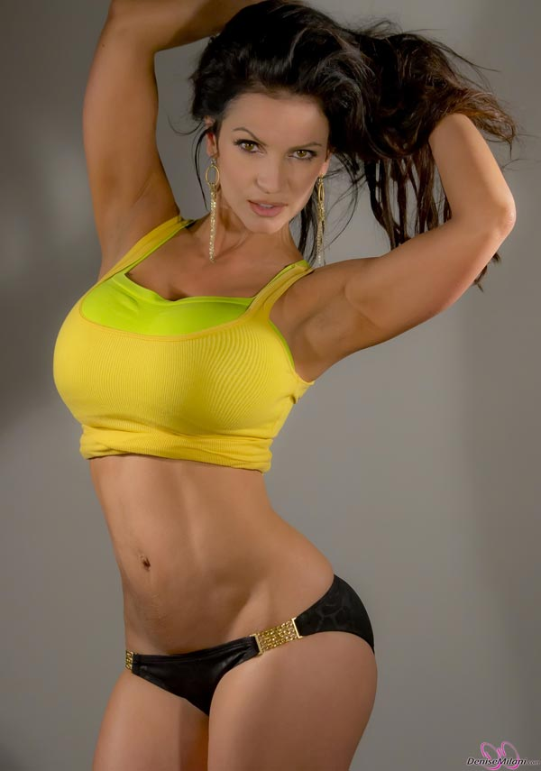 denise-milani-in-a-yellow-top05