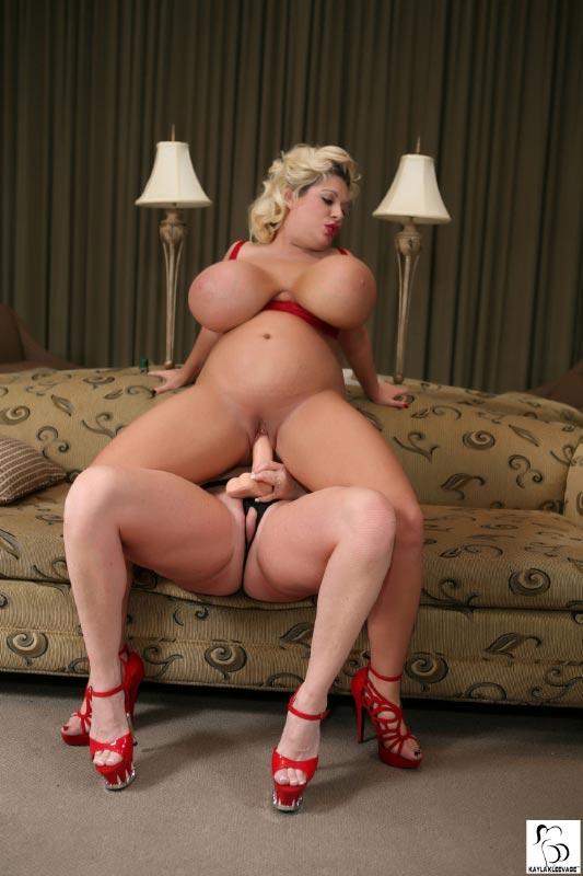 Hot lesbian latex bondage