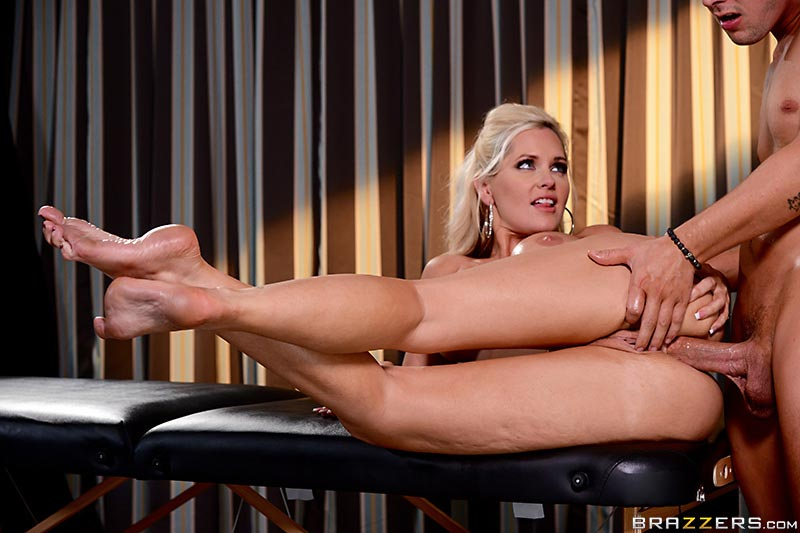Alena croft in oiling a whore