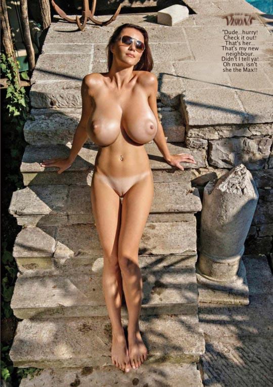 Go gos nude
