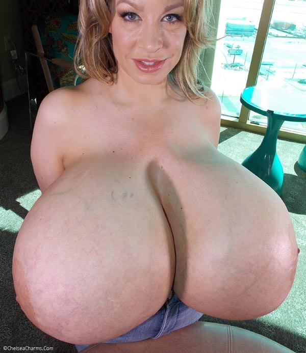 Huge tits chelsea charms photos