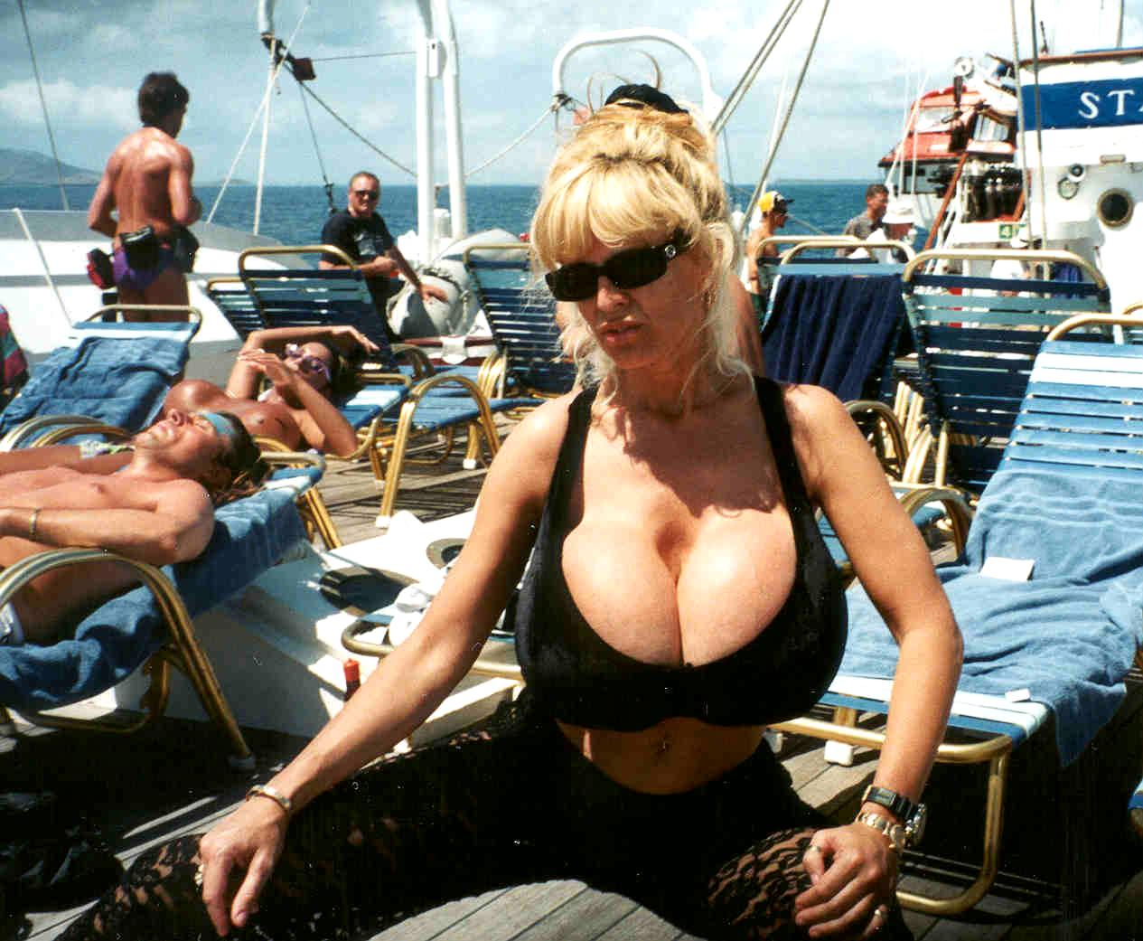 Minka video boob cruise