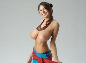 Extreme female masturbation