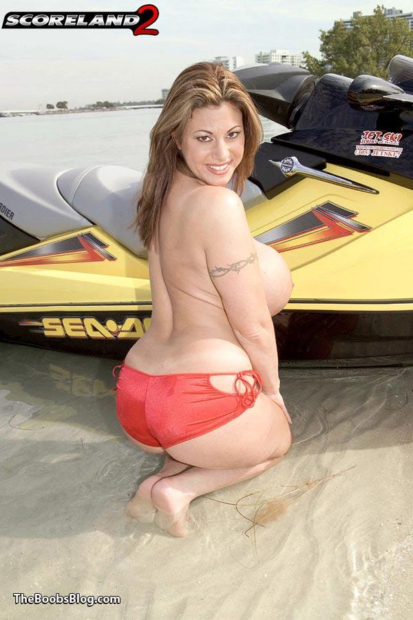 There Crystal gunns bikini busters