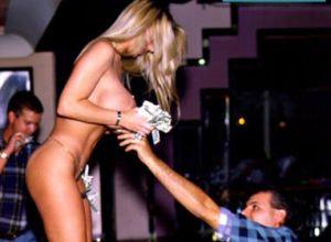 stripper dixie bubbles