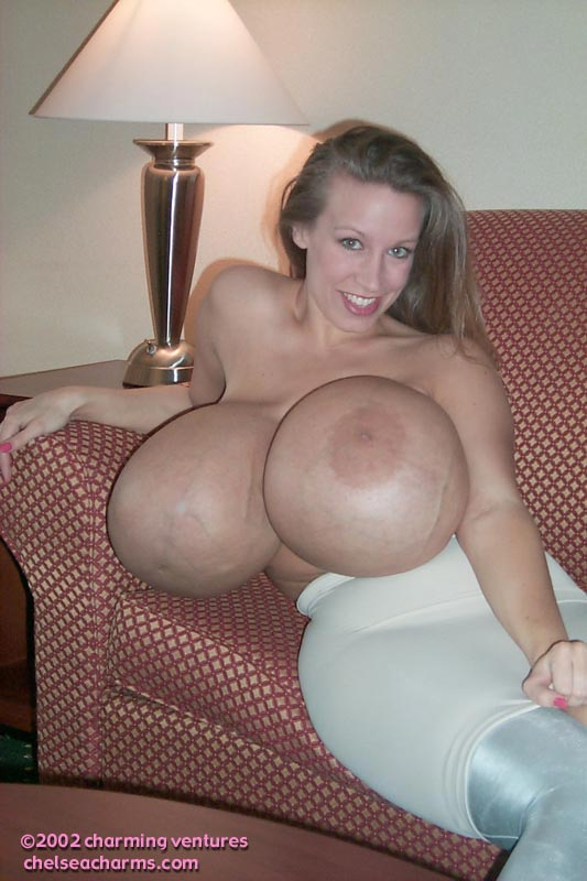 Chelsea charms topless