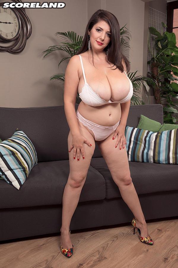 Big boob brunette natural scoreland are not