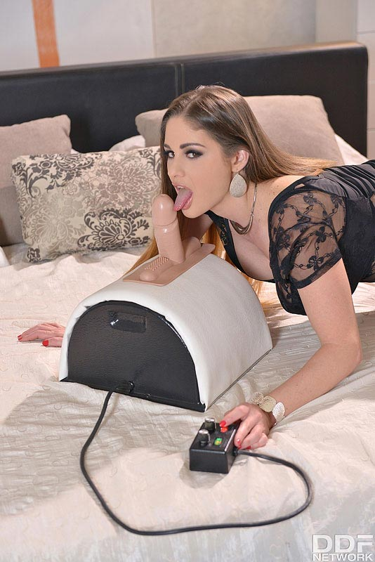 Cathy Heaven getting anal climax on Sybian insertion – The ...