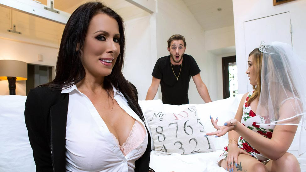 image Dominatrix brandi gets her revenge on her boyfriends secret