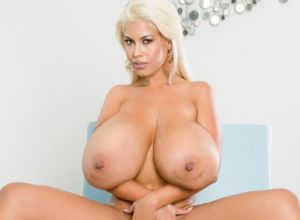 Breast expansion morphs extreme
