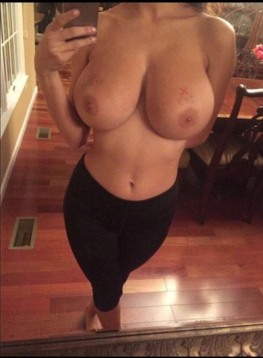 image Real amateur disabled boobs