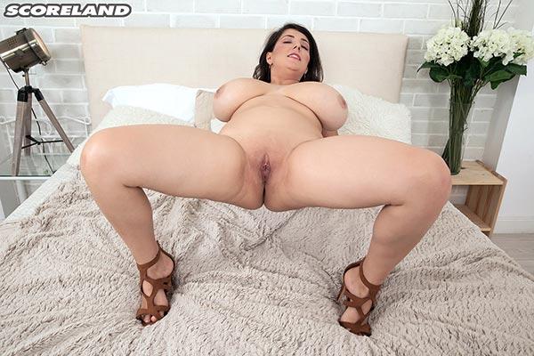 Teen fucks massive black cocks dp 5