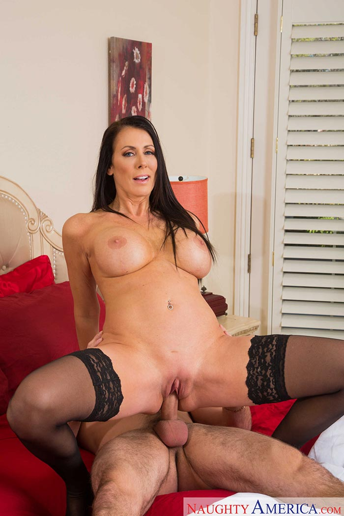 Stepmom helps son get over breakup - 3 part 2