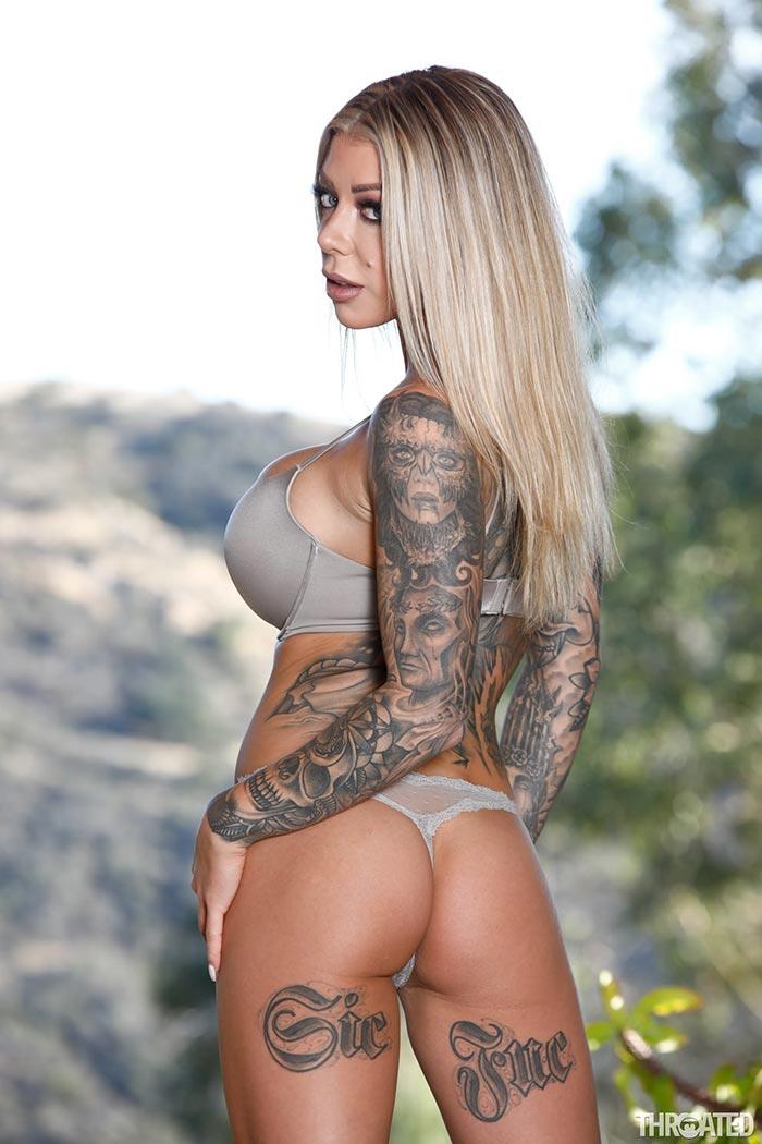 Tattoo babes tattoo women tattoo sluts