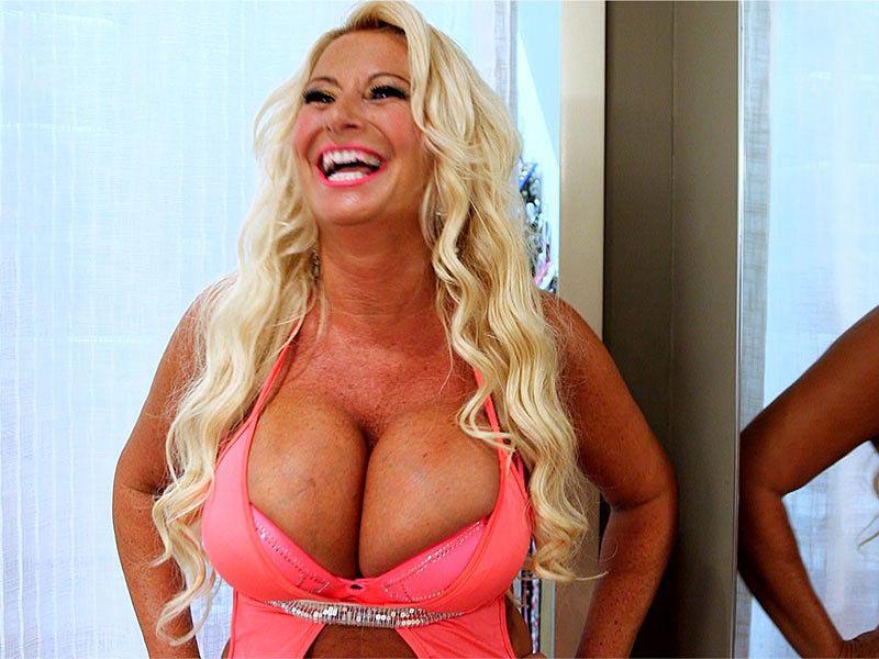 Blonde Amateur Big Tits