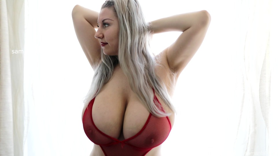 Huge Tits Creamy Squirt