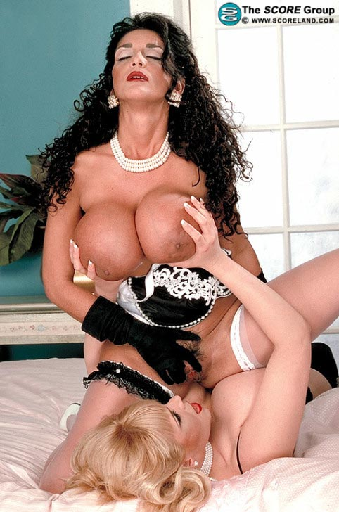 Rachel rocketts lesbiand action with candy cantaloupes the boobs blog