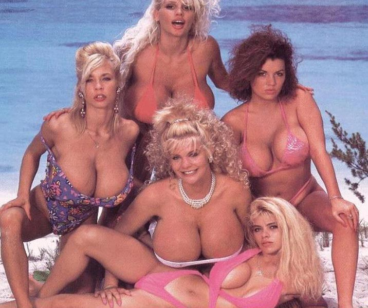 The Bustiest Beach Babes In The World The Boobs Blog Images, Photos, Reviews