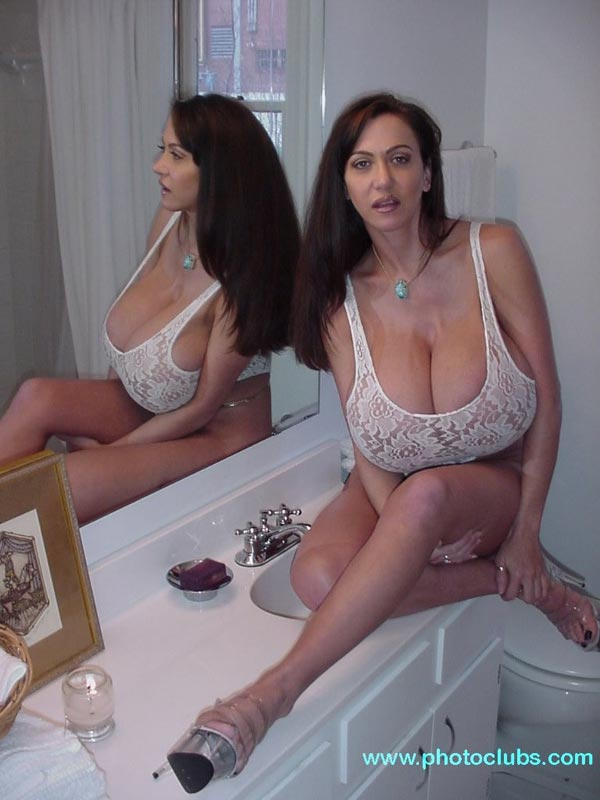 casey-james-in-white-lingerie-in-the-bathroom4