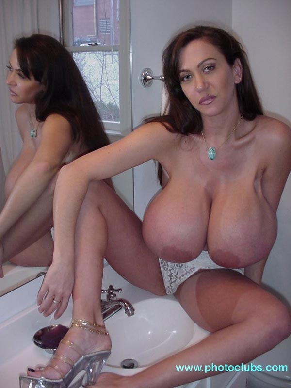 casey-james-in-white-lingerie-in-the-bathroom9