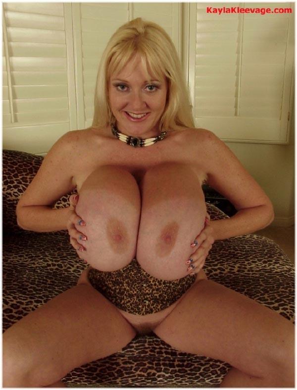 Kayla kleevage pornstar