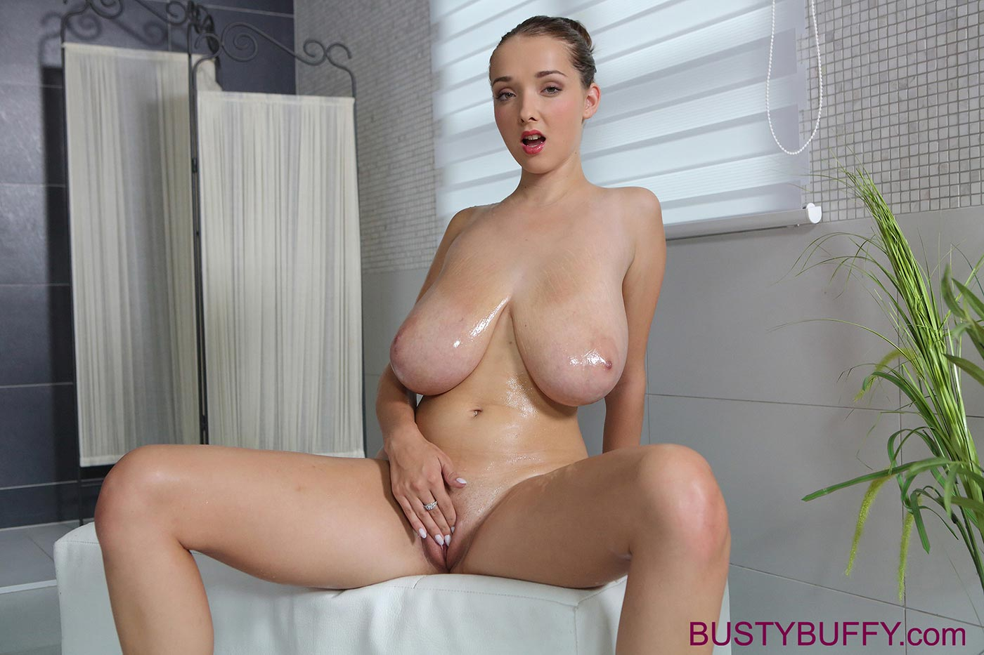 wet-and-oily-busty-buffy-massaging-her-big-naturals16
