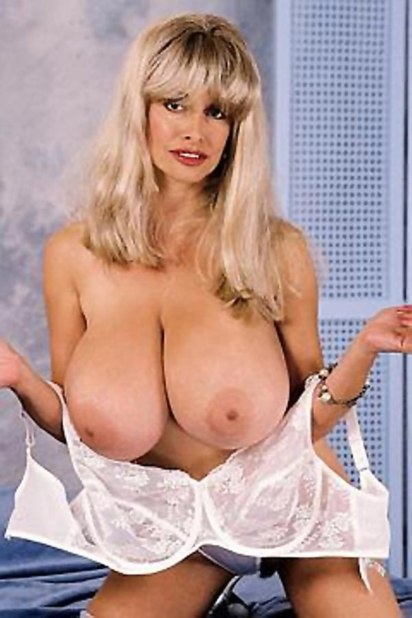 Alexis Love In White Lingerie In Bed  The Boobs Blog-2693