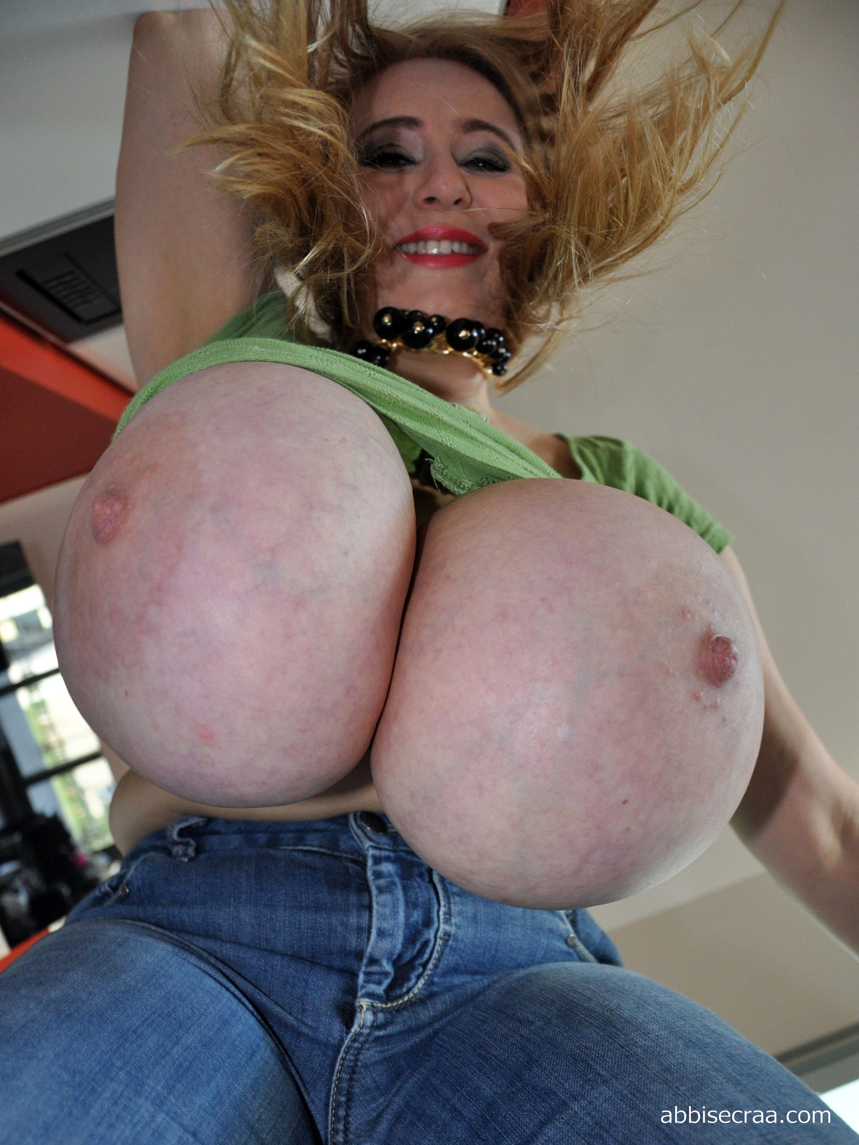 Giganic Tits