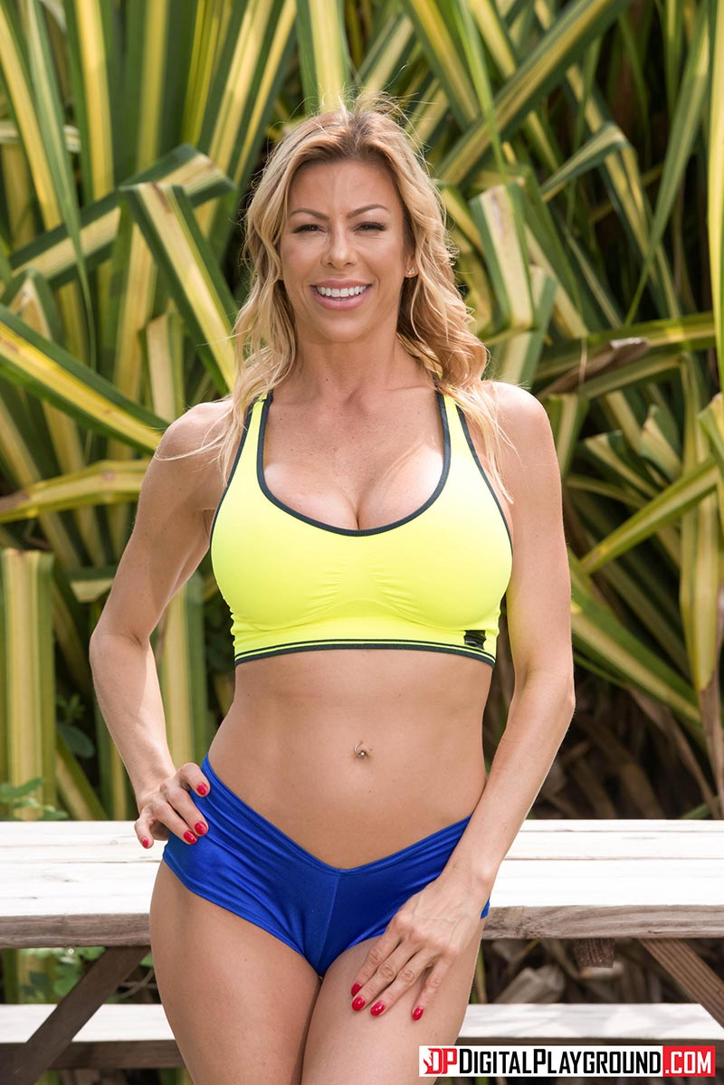 Alexis Fawx Wet Food Porn alexis fawx is the tightest milf on the block – the boobs blog