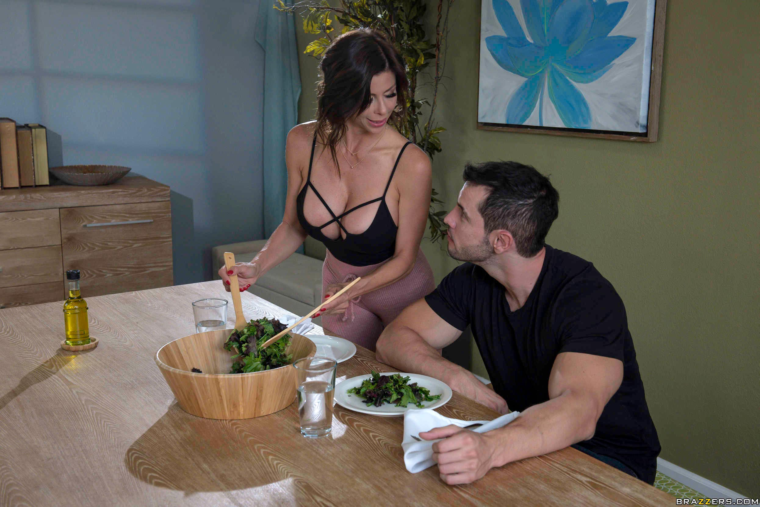 Alexis Fawx Wet Food Porn the nest is the best with alexis fawx – the boobs blog