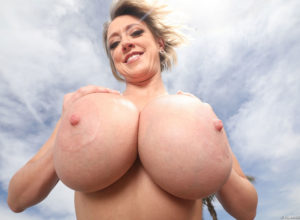 pity, amateur home grown big tits have hit the